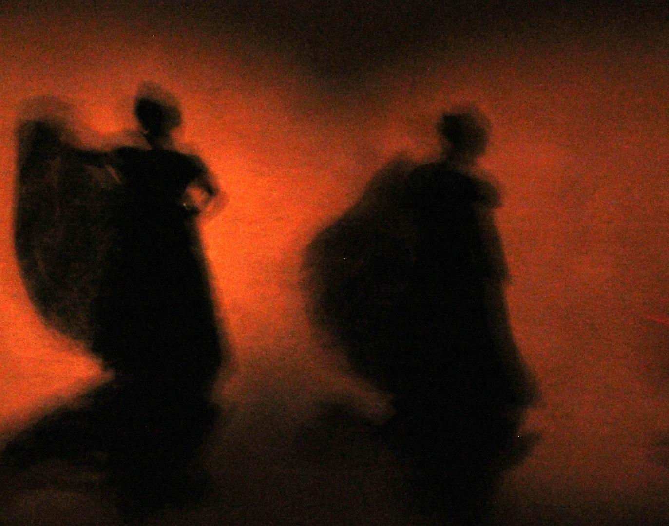 baile de sombras