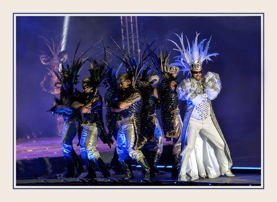 Baile del Rey de Carnaval