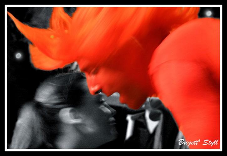 baiser endiablé