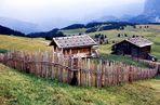Baite sull'Alpe di Siusi