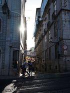 Baixa - Lissabon