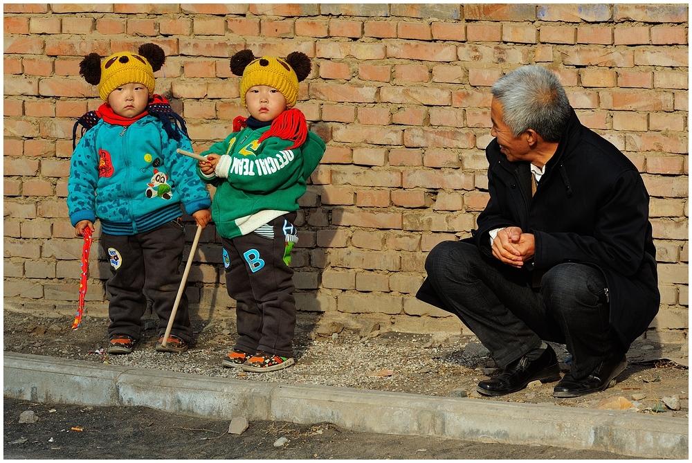 Baiyin 2013 - XV - Teddybären in Gansu