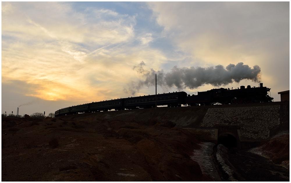 Baiyin 2013 - XVII - Im silbernen Land