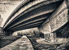 Bajo el puente...