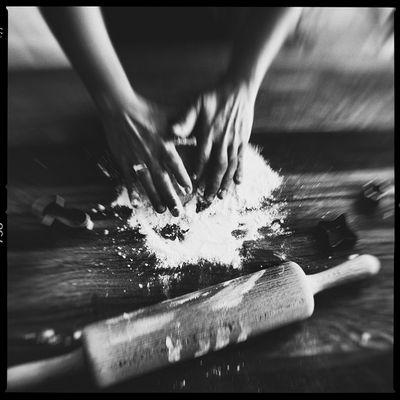 bakergirl is baking....