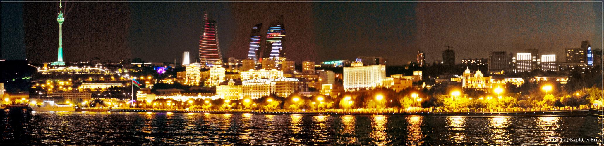 Baku by Night..................