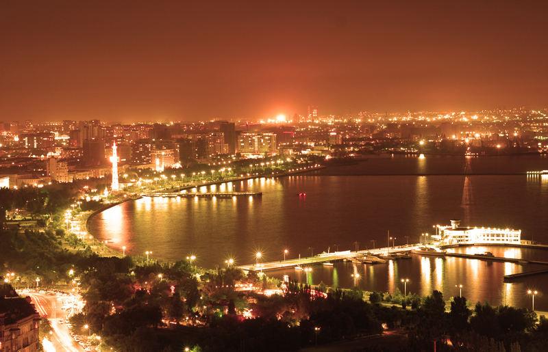 Baku Lights