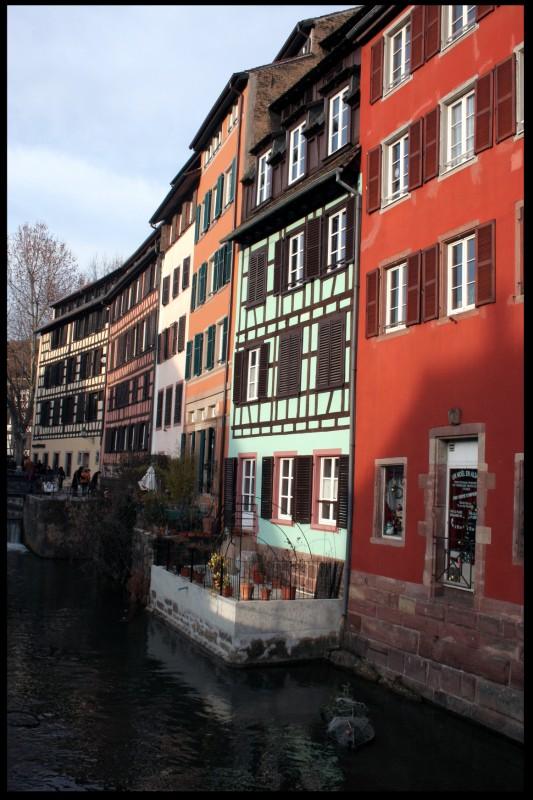 balade à Strasbourg