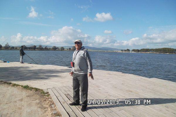 Balade , lac