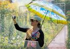 Balade photographique chez Monsieur Monet