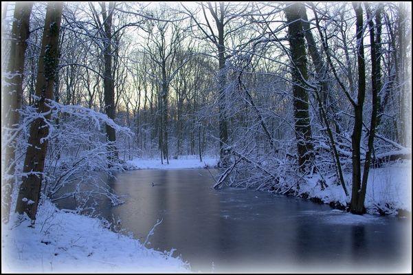 Balade très hivernale
