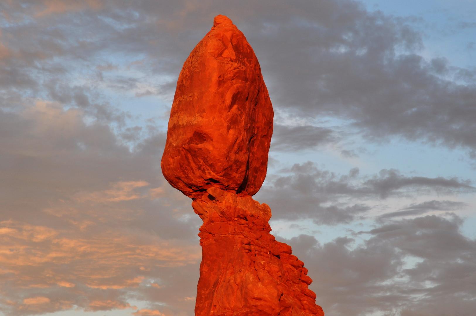 Balance Rock Arch