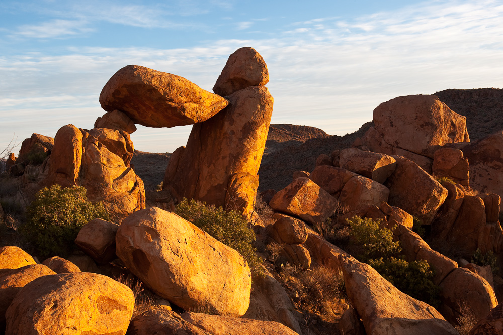 Balanced Rock - Sunrise
