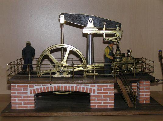 Balancierdampfmaschine