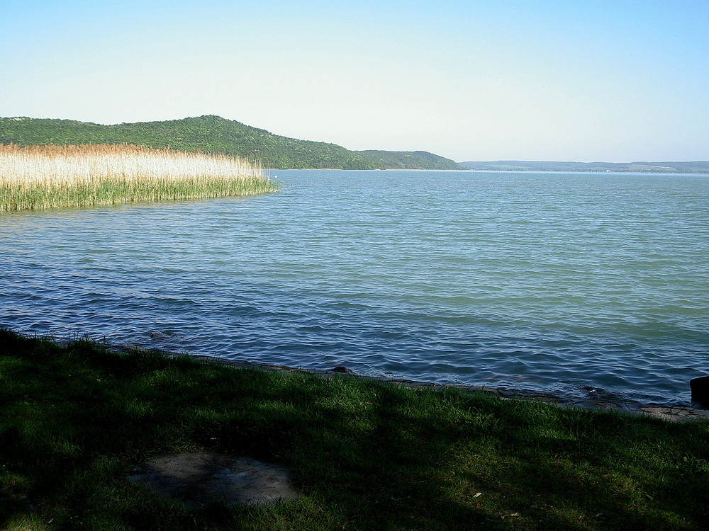Balaton bei Tihany