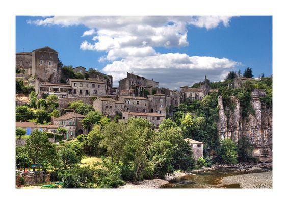 Balazuc / Ardèche