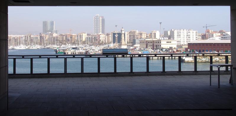 Balcón al Puerto