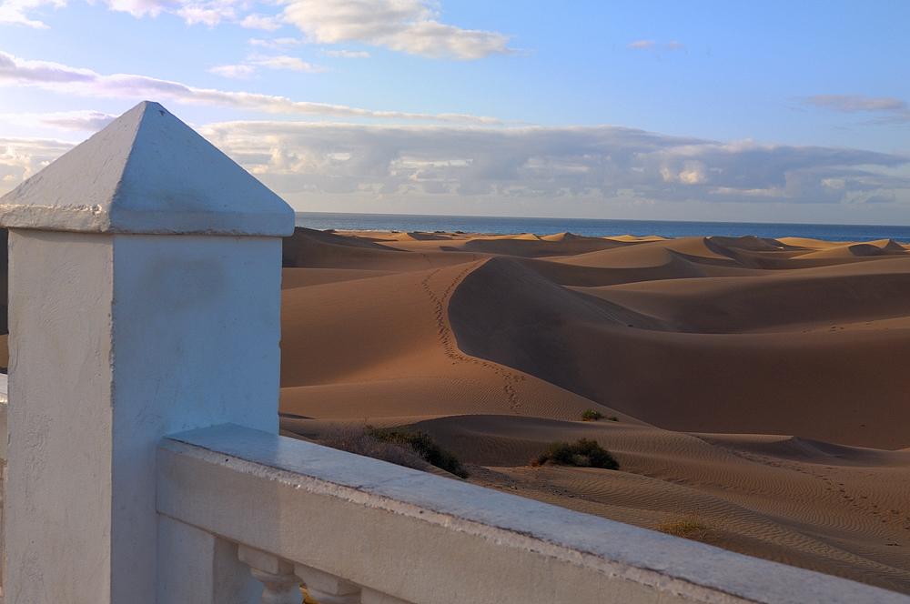 Balcon from de Maspalomas