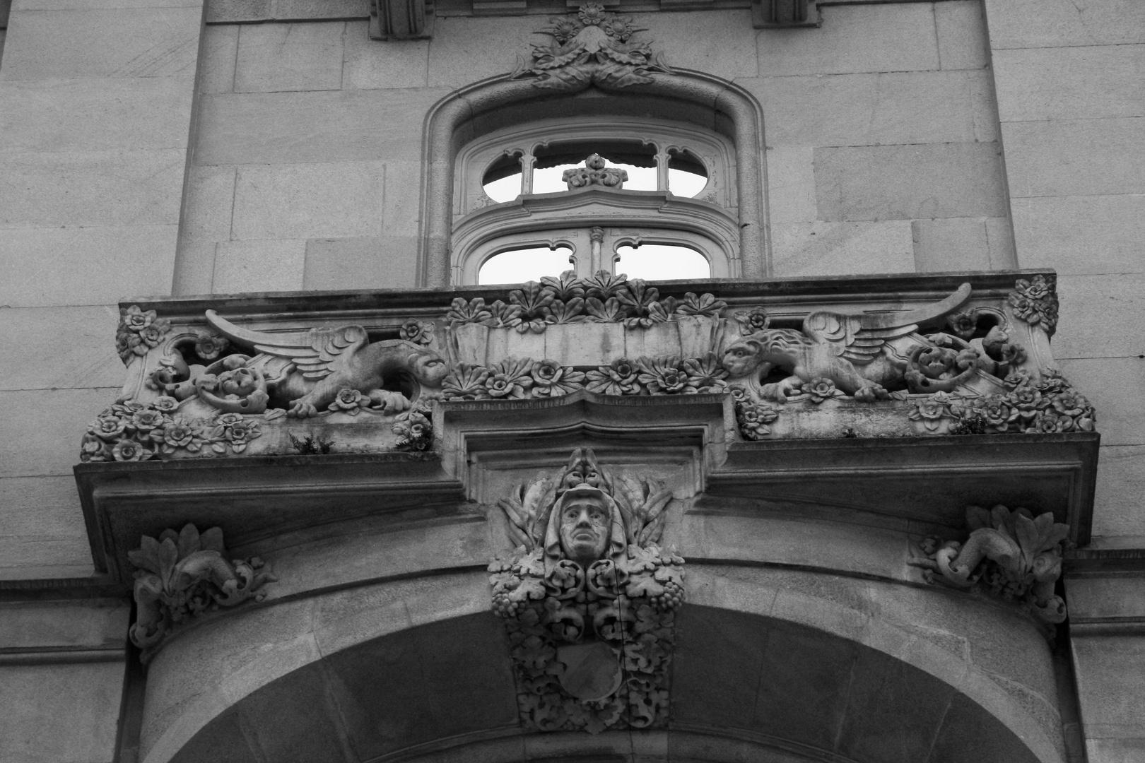 Balcón Modernista