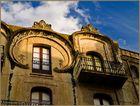 Balconadas de Tortosa ( Tarragona Catalunya )
