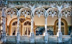Balcone del Palace Hotel do Buçaco