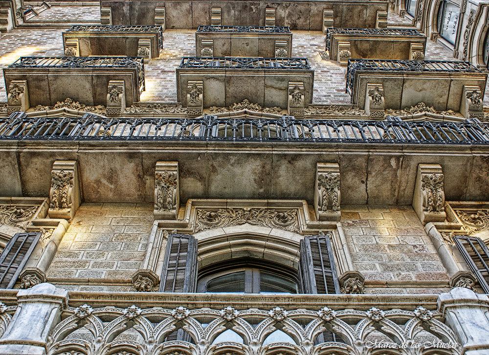 ...balcones de Barcelona 3...