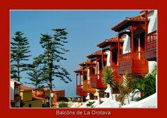 Balcones de La Orotava