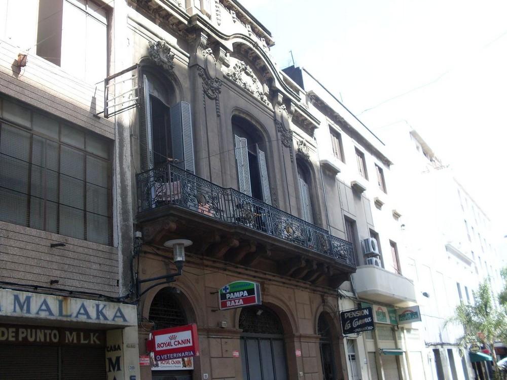 ....balcones de mi ciudad...