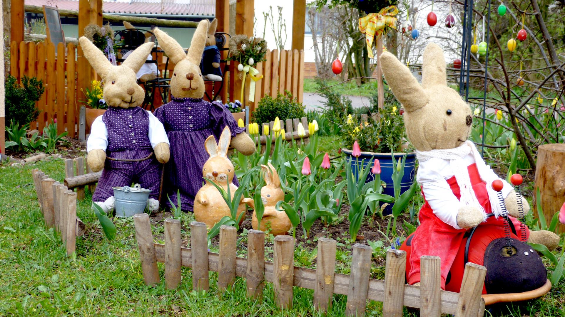 Bald ist Ostern 6