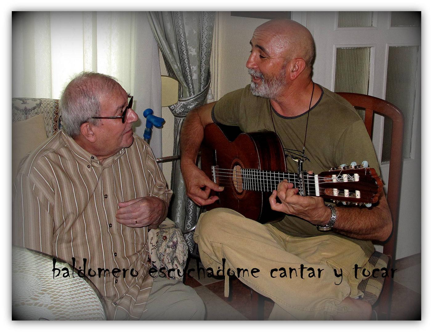 BALDOMERO Y ALFONSO