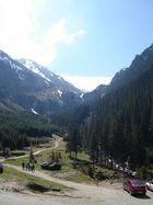 Balea-Fogarasch Gebirge-Transilvanien