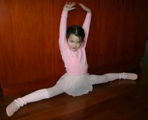 Balett-Mäuschen