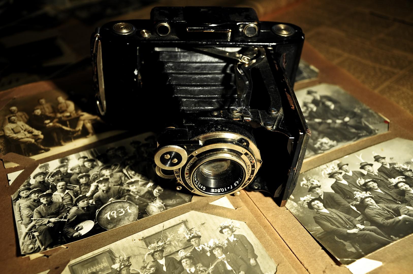 Balgen Kamera