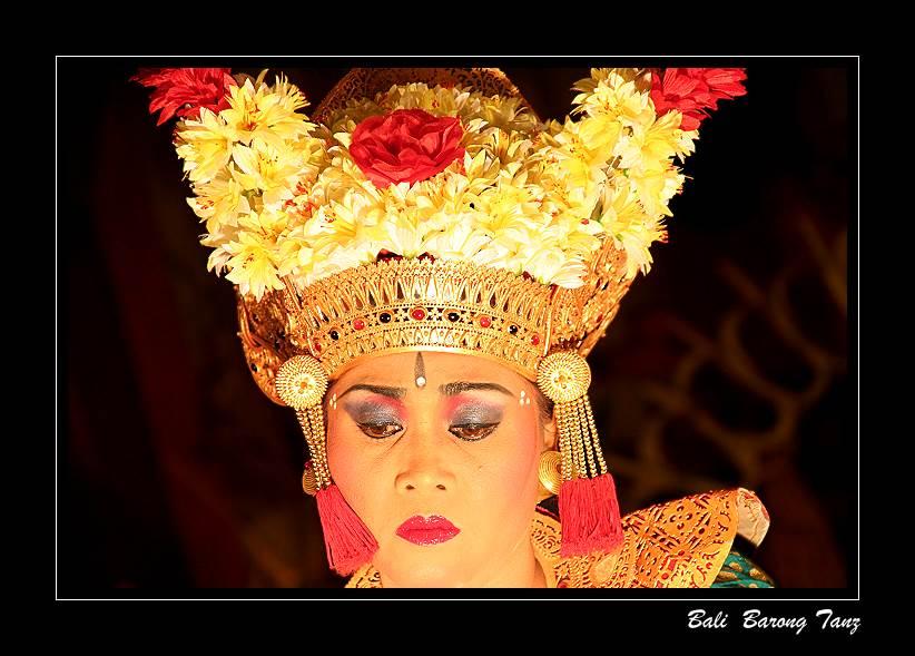 Bali - Barongtanz