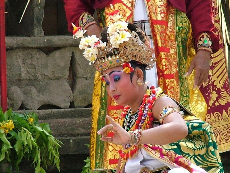 bali- dance