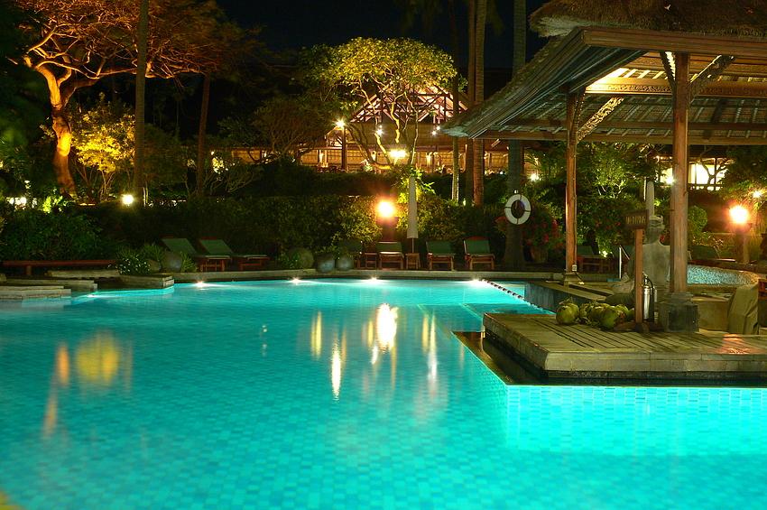 ...Bali Hyatt - Erinnerungen...
