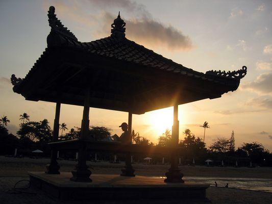 Bali - Lesetempel