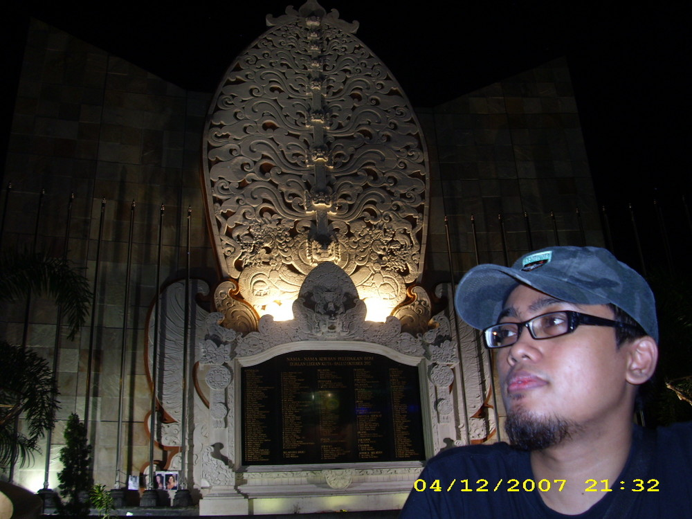 bali monument