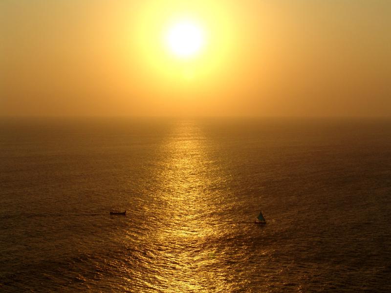 Bali - Sonnenuntergang