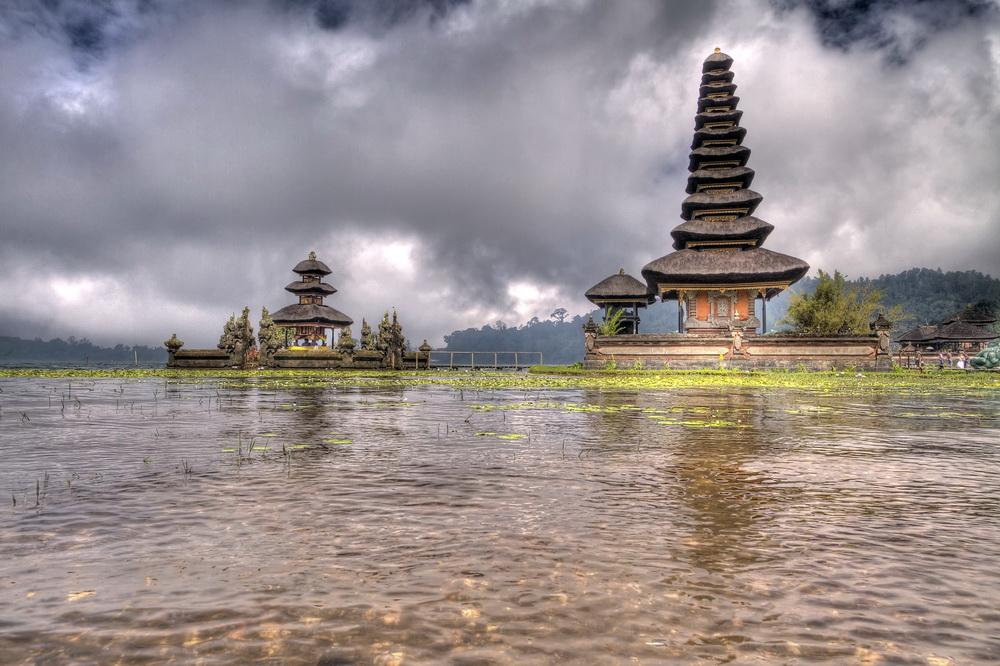 Bali - Ulun Dabu am Bratan See