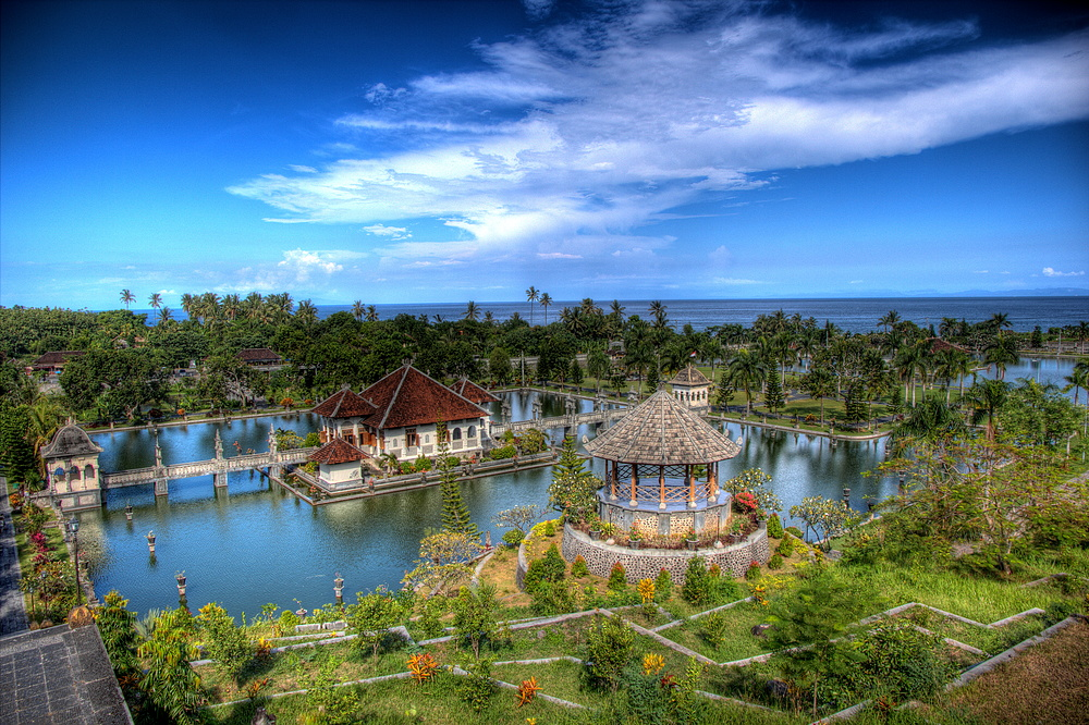 Bali - Wasserpalast von Ujung