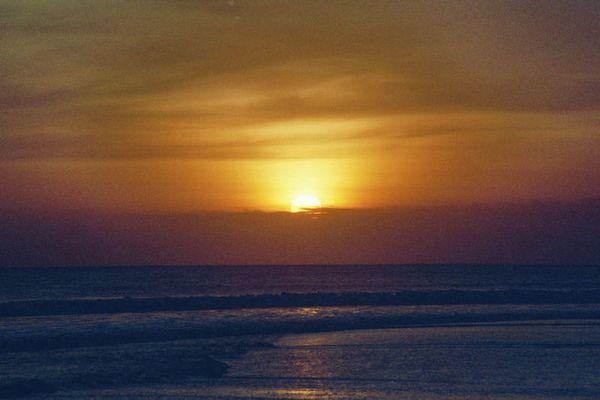 Balinesische Sonne