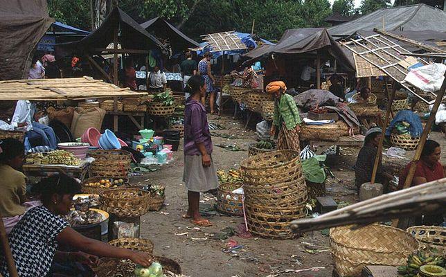 Balinesischer Markt