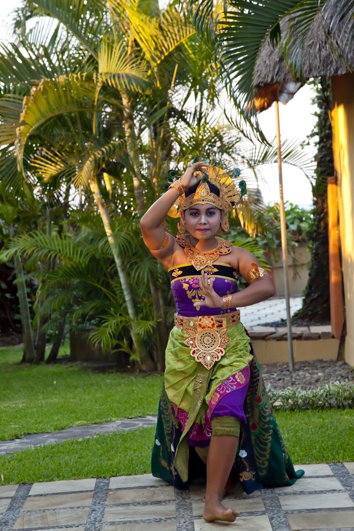 Balinesischer Tanz (1)