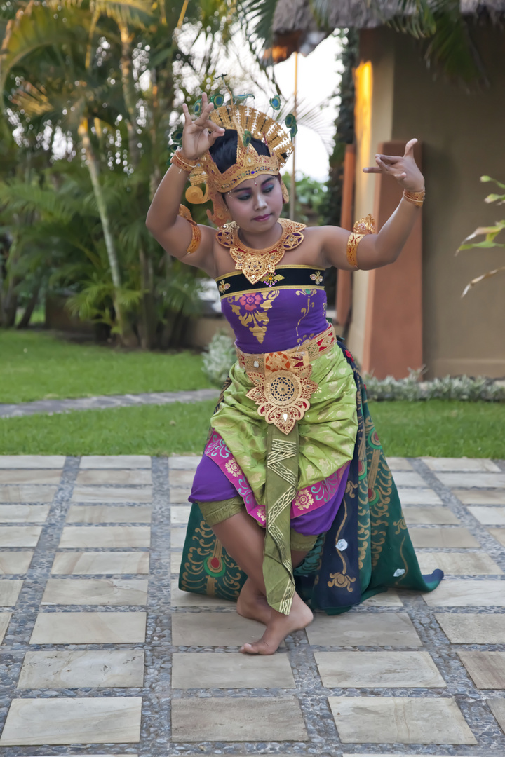 Balinesischer Tanz (2)