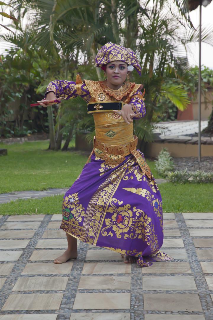 Balinesischer Tanz (3)