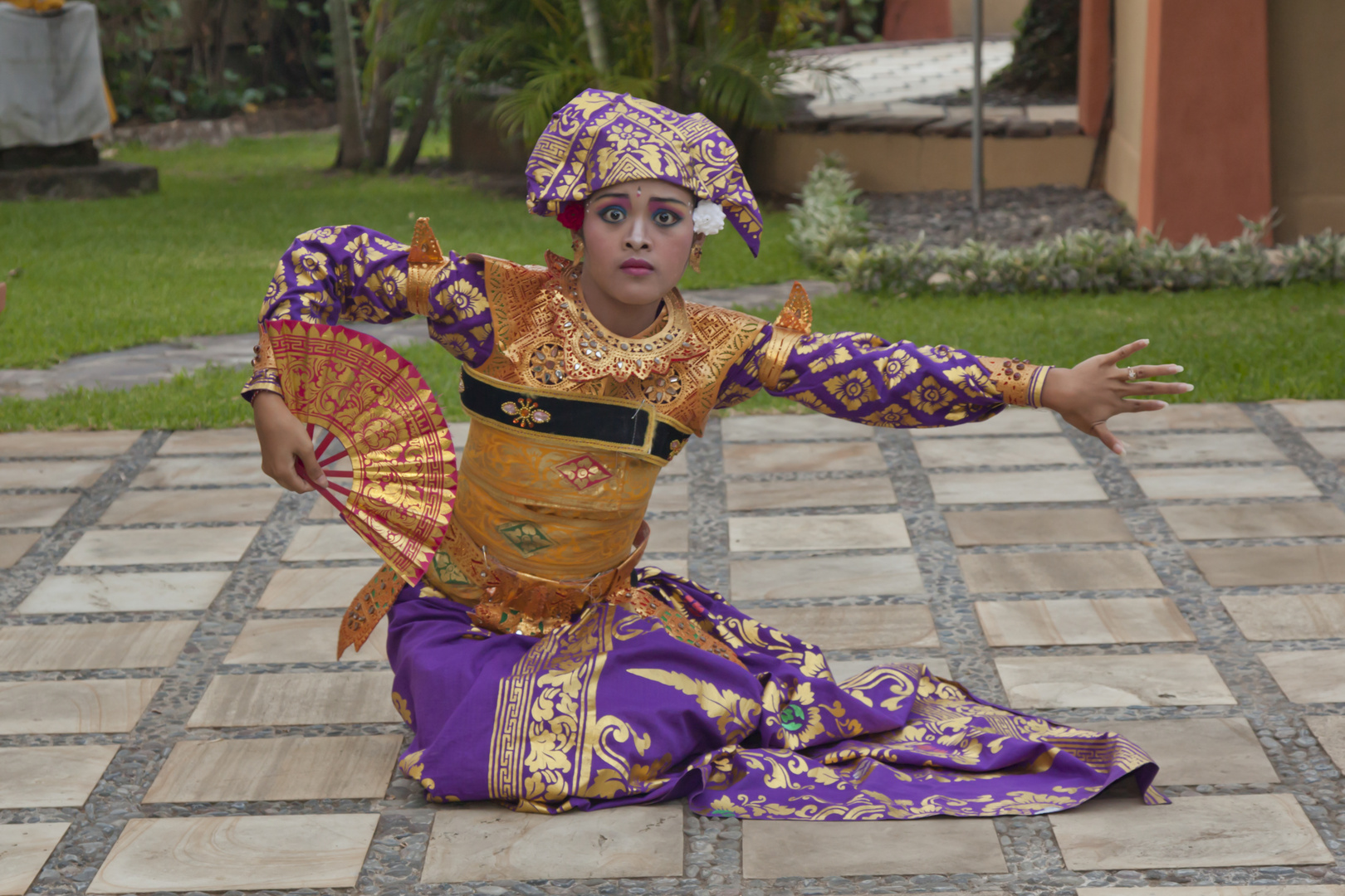 Balinesischer Tanz (5)