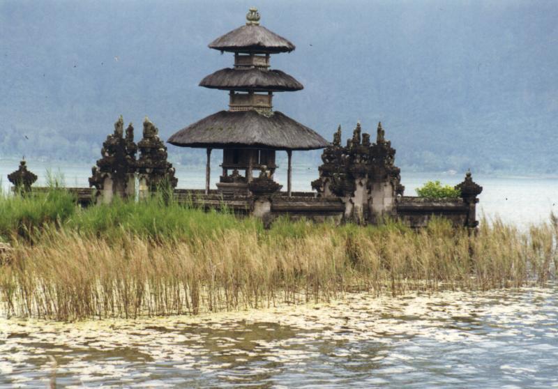 Balinesischer Tempel