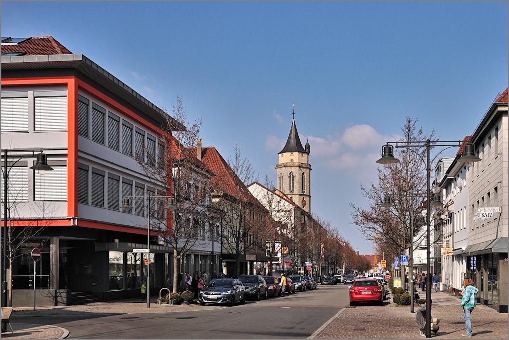 Balingen - Friedrichstraße