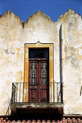 Balkon Altstadt Rhodos